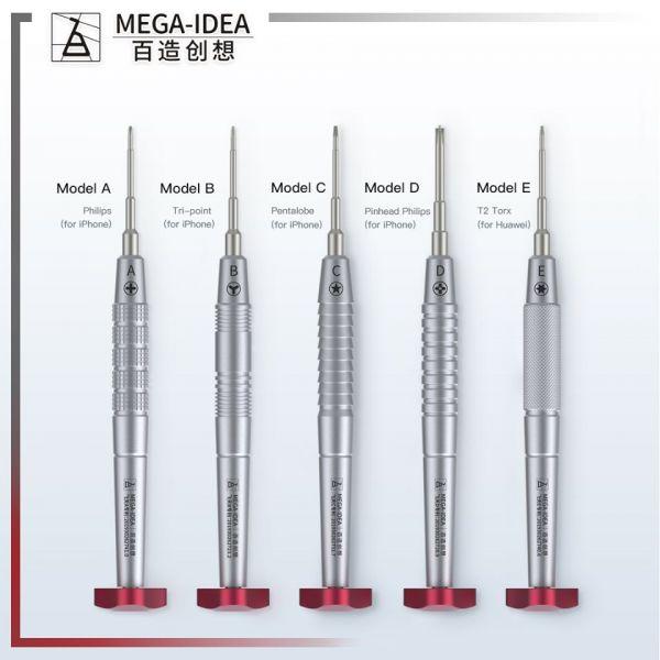 Mega-Idea - Schraubendreher