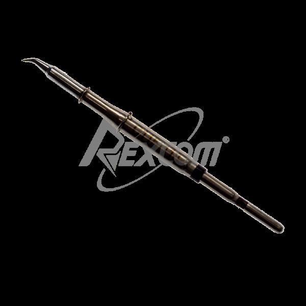 JBC - Lötkartusche C115118 gebogen 0,1 mm