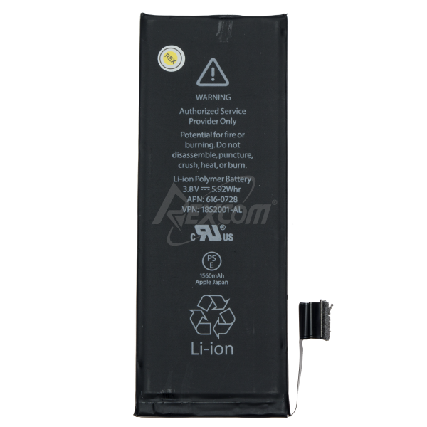 IPhone 5c - Akku / Batterie