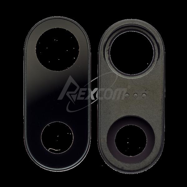 IPhone 7 Plus - Kameraglas mit Rahmen