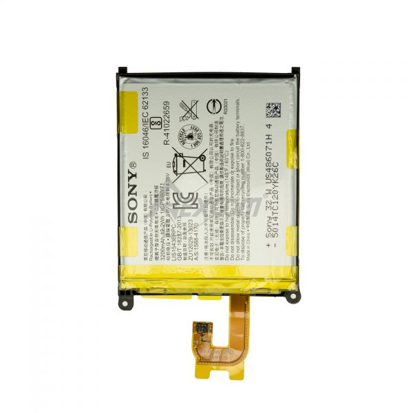 Sony Xperia Z2 - Akku