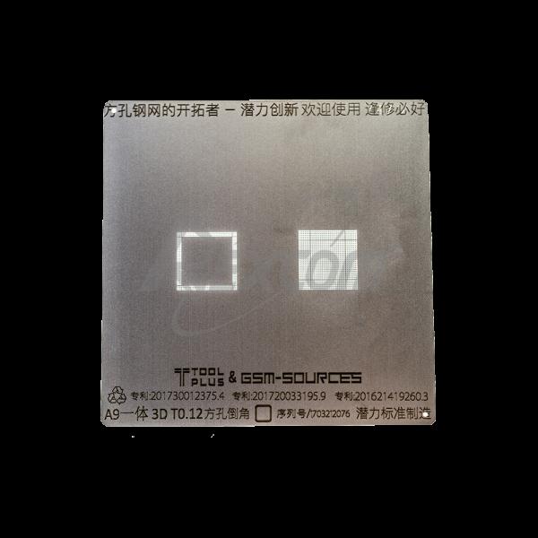 Qianli - CPU 3D Stencil