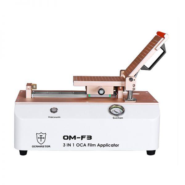 OM-F3 OCA Polarizer Laminator