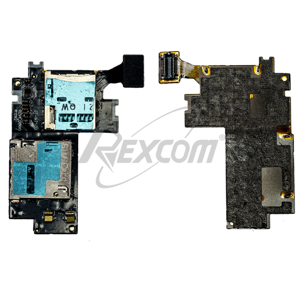 Samsung Galaxy Note 2 - SIM Board