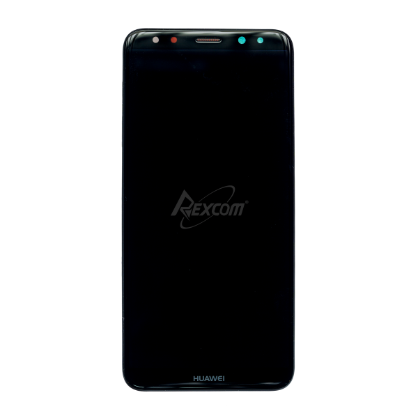 Huawei Mate 10 Lite - Display mit Rahmen