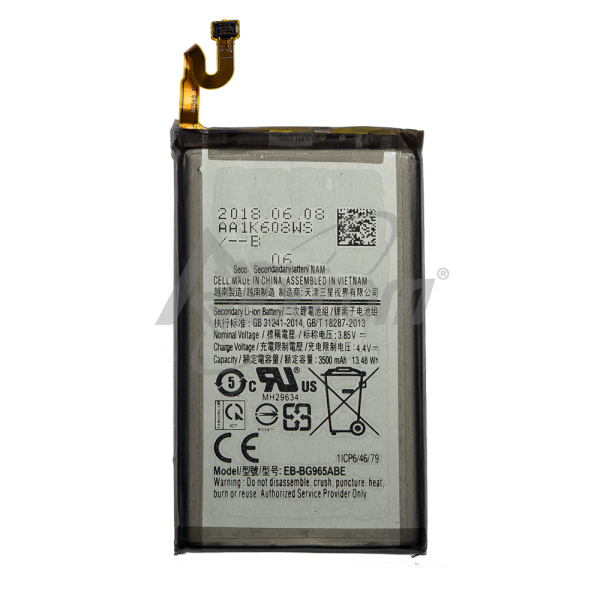 Samsung Galaxy S9 Plus - Akku