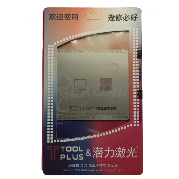 Qianli Tool Plus - CPU und RAM A8