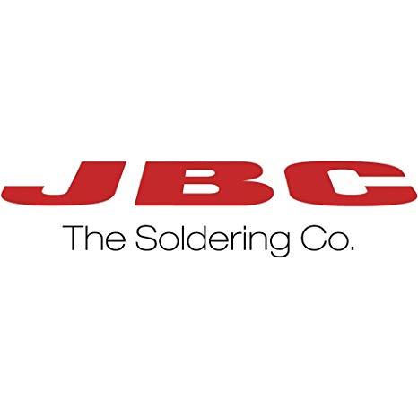 JBC Lötspitze Serie C115 C115101//Ø 0,1 mm gerade Rundform