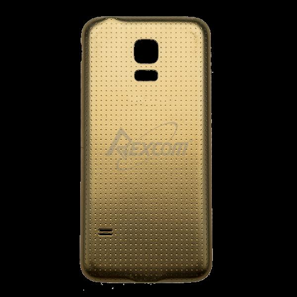 Samsung Galaxy S5 Mini - Backcover Gold