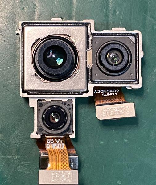Main Camera 40MP + 20MP + TOF für VOG-L29, VOG-L09, VOG-L04 Huawei P30 Pro Original Pulled