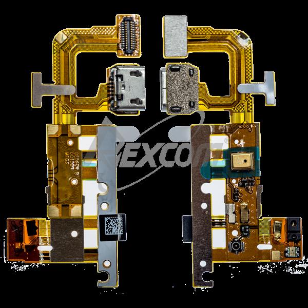 Huawei P6 - Ladebuchseflex