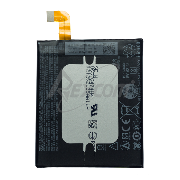 HTC One U11 Plus - Akku