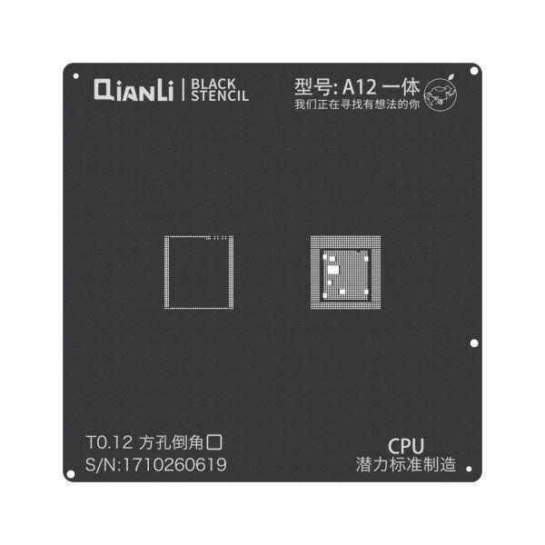Qianli - iBlack CPU Stencil - iPhone