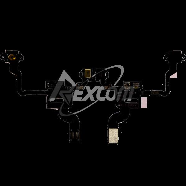 iPhone 4 - Ein / Aus - Schalter + Sensorflexkabel