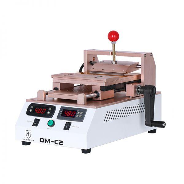 OM-C2 Polarizer Remover Machine