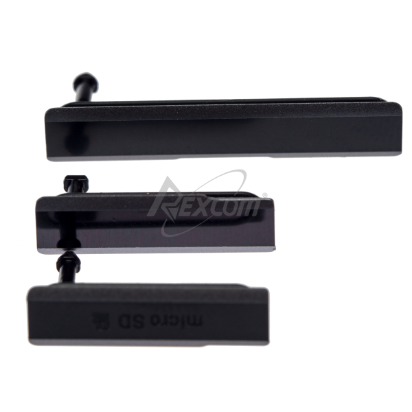 Sony Xperia Z1 - Abdeckungen Set
