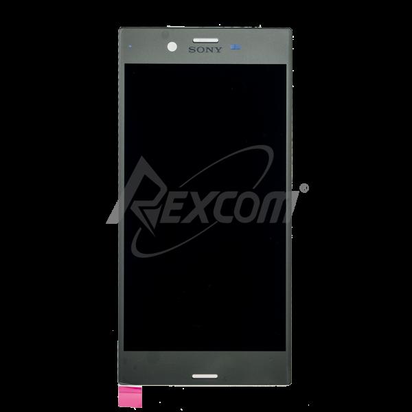 Sony Xperia XZ - DIsplay Einheit Chrome