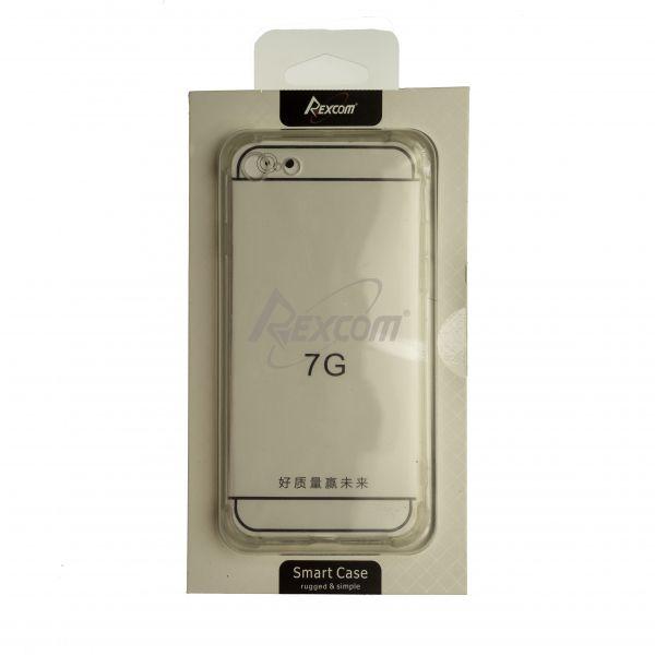 Rexcom® Classic TPU Case für iPhone 7/8