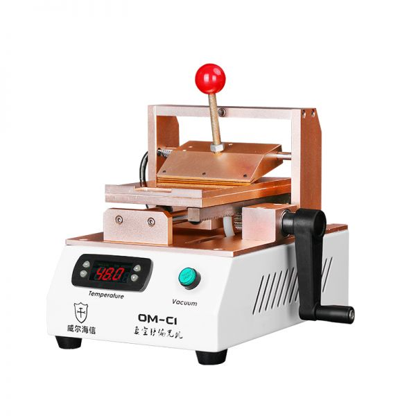 OM-C1 Polarizer Remover Machine