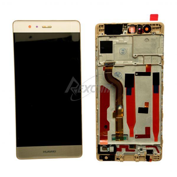 Huawei P9 - Display mit Rahmen