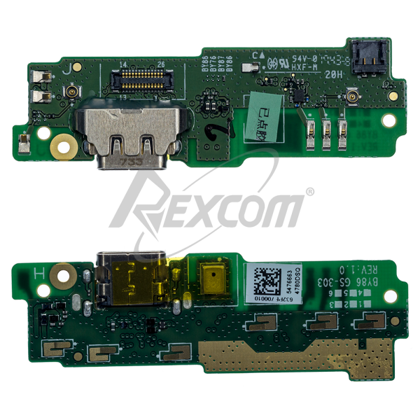 Xperia XA1 Ultra - Ladebuchse Board