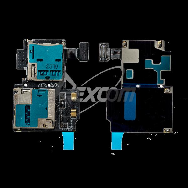 Samsung Galaxy S4 (I9505F) - SIM SD Leser