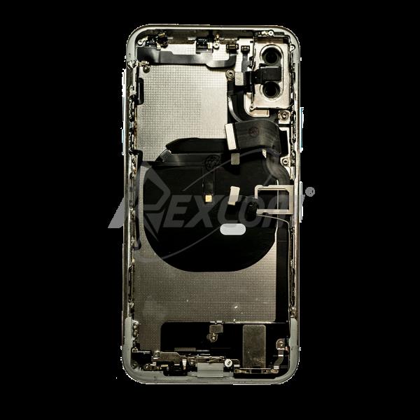 iPhone XS - Backcover bestückt