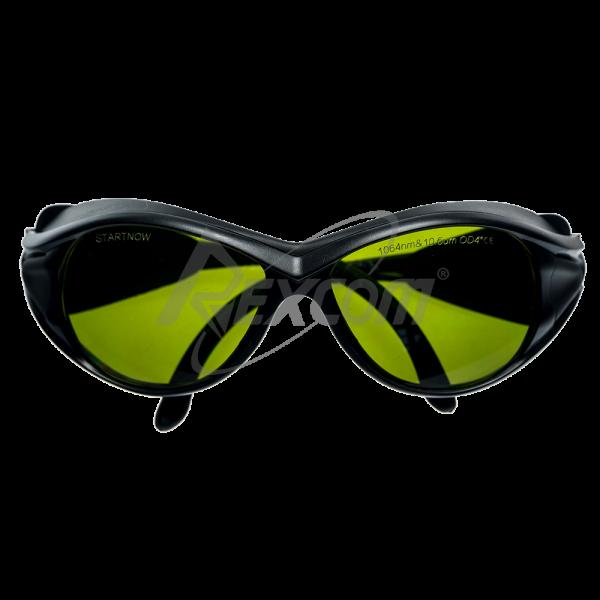 Faser Laser Schutzbrille -1064nm & 10.6um OD4+