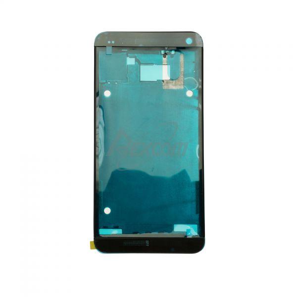HTC One M7 - Mittelrahmen Schwarz