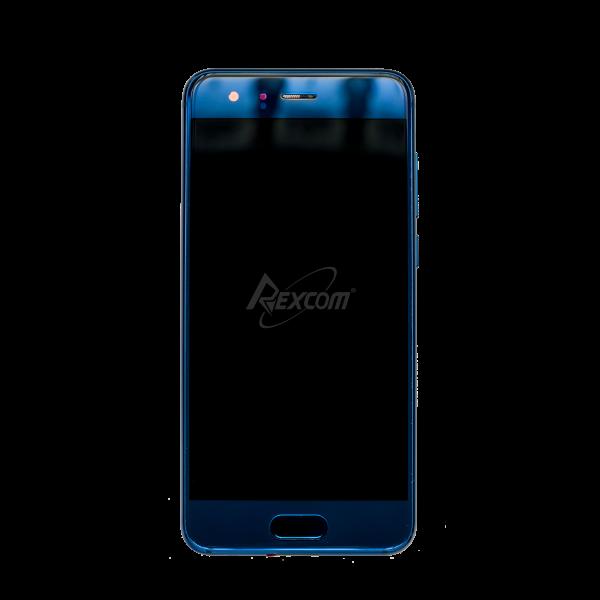Honor 9 - Display mit Rahmen Blau