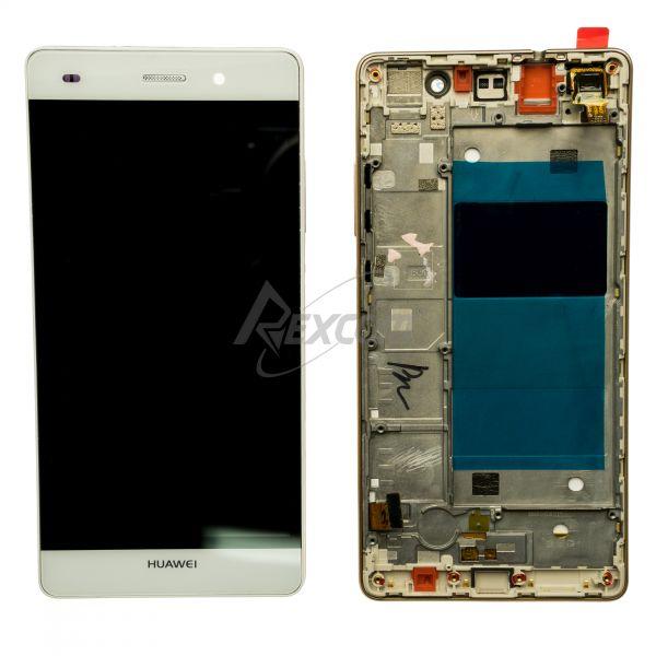 Huawei P8 Lite - Display mit Rahmen
