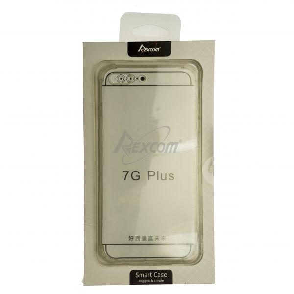 Rexcom® Classic TPU Case für iPhone 7 Plus / 8 Plus