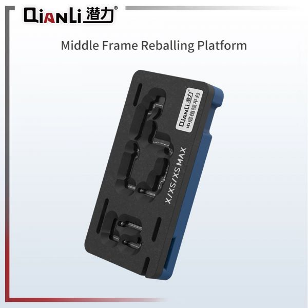 Qianli - Middle Frame Reballing Platform iPhone X / XS / XS MAX