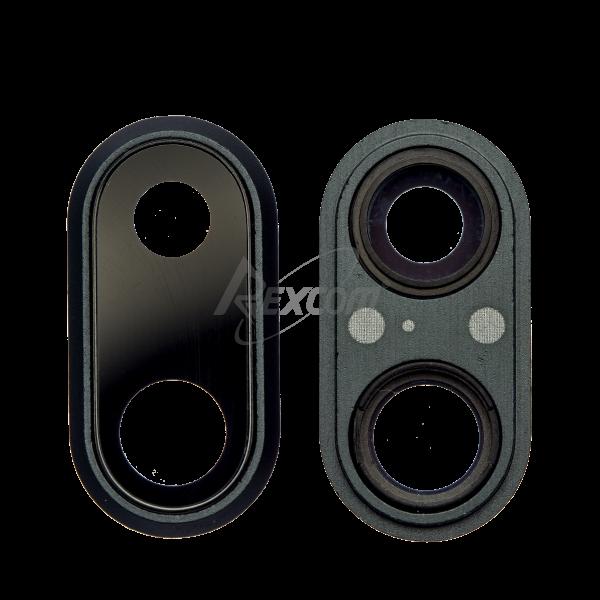 iPhone 8 Plus - Kameralinse mit Rahmen