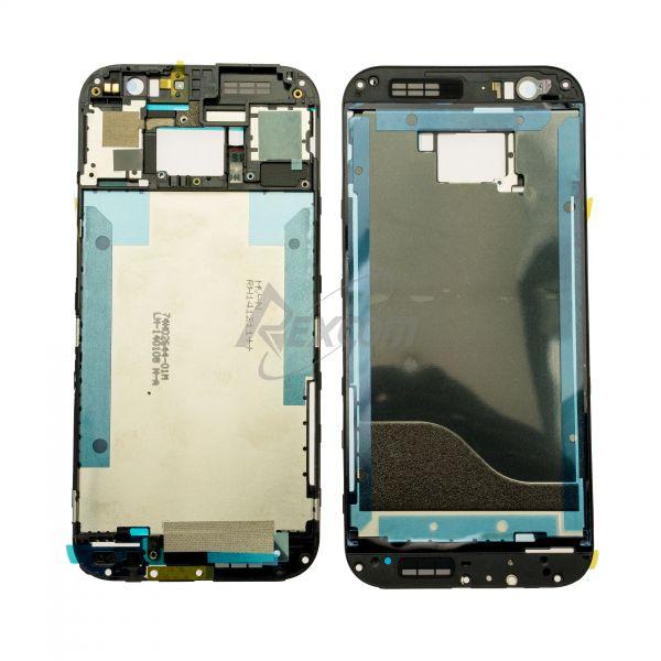 HTC One M8 - Mittelcover Schwarz